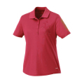 Ladies' French BDC Polo Shirt - Red