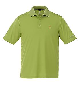 Men's Dade Short Sleeve Polo - Kiwi Green